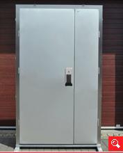 http://www.matchyra.pl-drzwi chłodnicze zawiasowe nierdzewne dwuskrzydlwe ZC-2