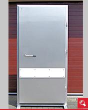 http://www.matchyra.pl-drzwi do chlodni zawiasowe ZP-1 ze stali nierdzewnej z odbojnicą polietylenową