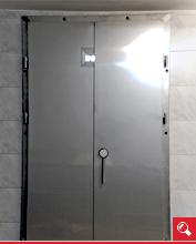 http://www.matchyra.pl-drzwi do chłodni dwuskrzydłowe ZP-2 nierdzewne pod tor kolejki