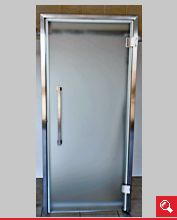 http://www.matchyra.pl-drzwi szklane do sauny z ościeżnicą i antabą ze stali nierdzewnej