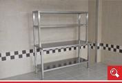 http://www.matchyra.pl - stół roboczy nierdzewny z dolną półką i nadstawką